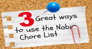Nabi Chore List Featured Image