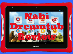 Nabi Dreamtab Review FI